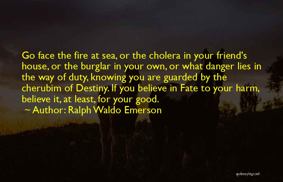 Lying To Your Best Friend Quotes By Ralph Waldo Emerson