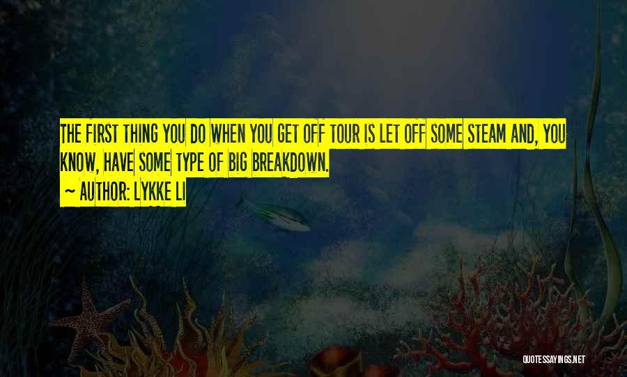 Lykke Li Quotes 1513490