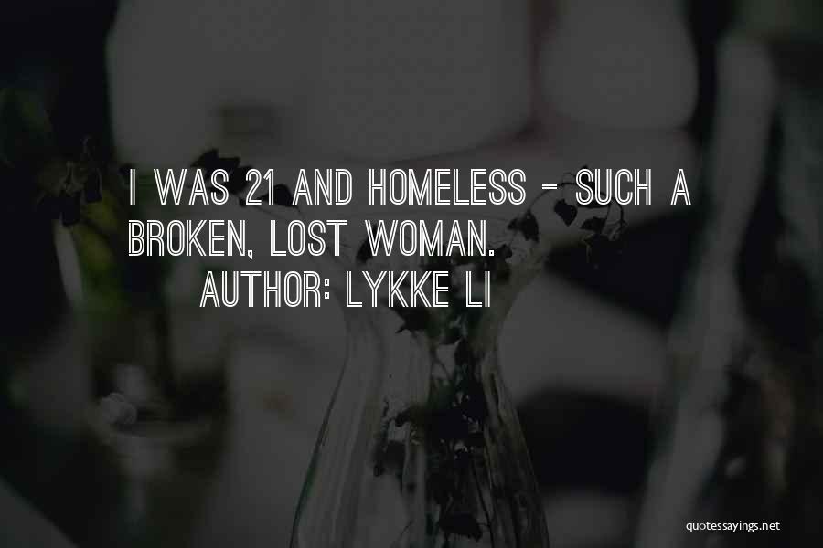 Lykke Li Quotes 361053