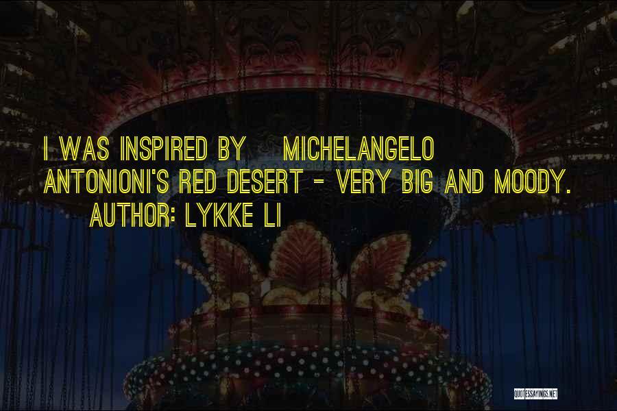 Lykke Li Quotes 847758