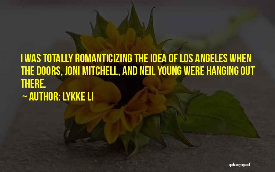 Lykke Li Quotes 923002
