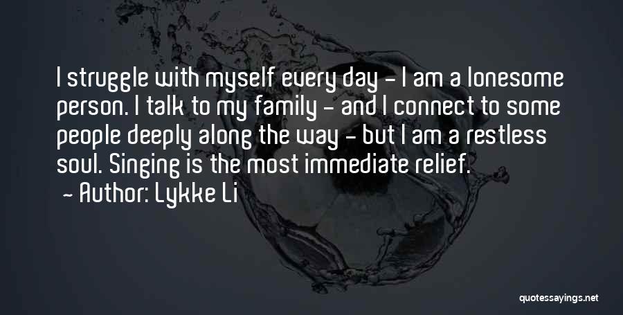 Lykke Li Quotes 947301