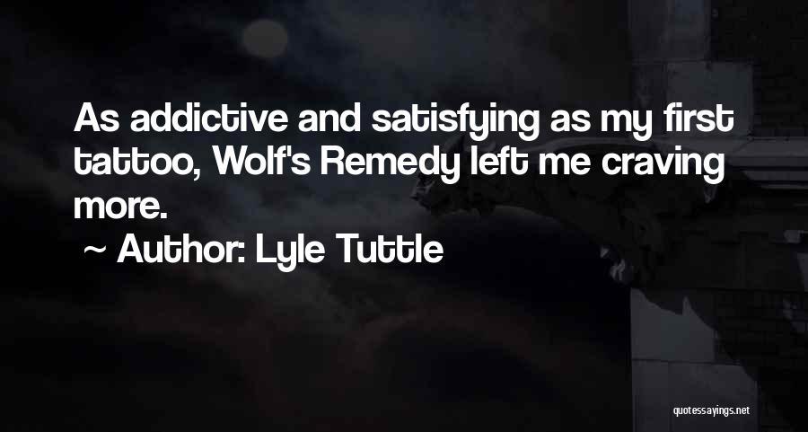 Lyle Tuttle Quotes 1063605