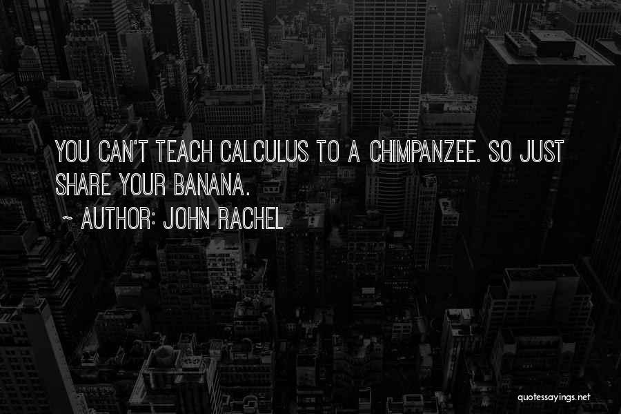Lyme Quotes By John Rachel