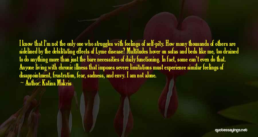 Lyme Quotes By Katina Makris