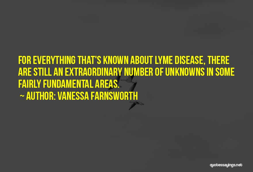 Lyme Quotes By Vanessa Farnsworth