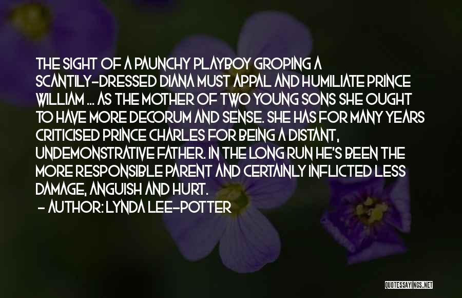 Lynda Lee-Potter Quotes 455842