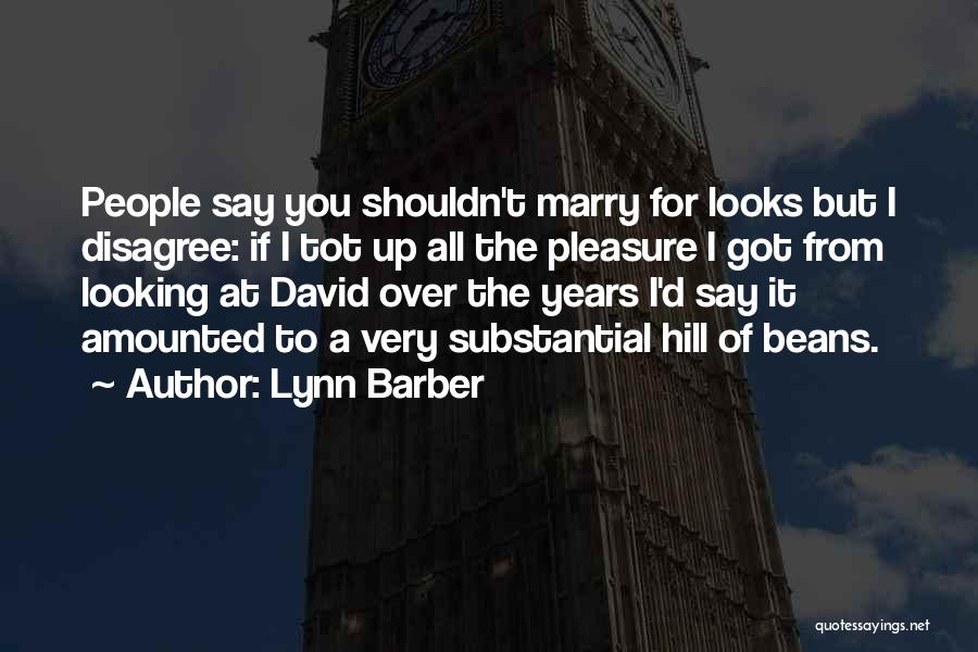 Lynn Barber Quotes 1477465