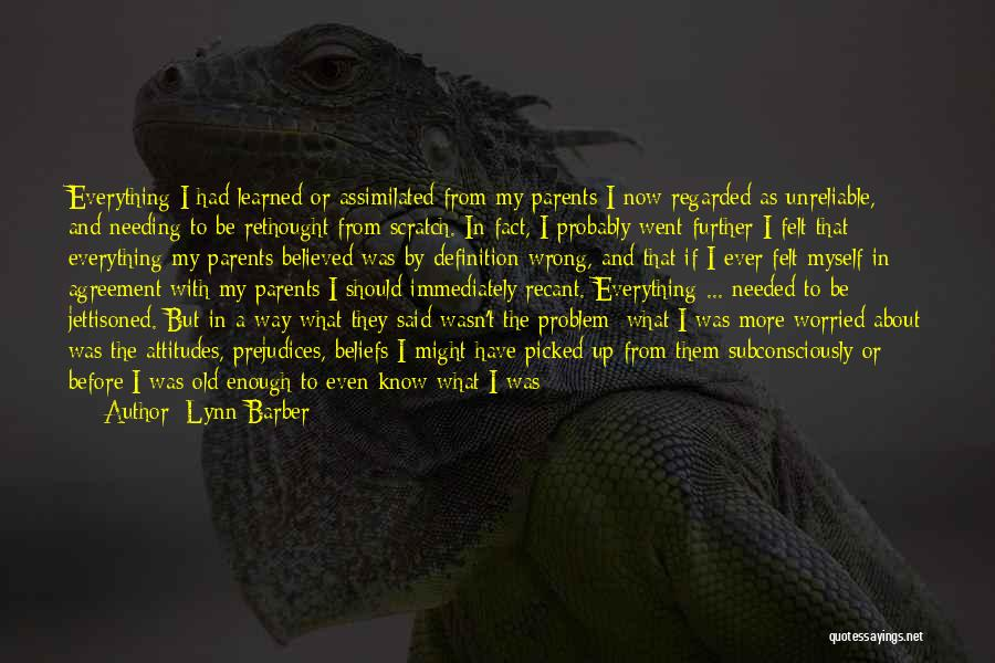 Lynn Barber Quotes 2090390