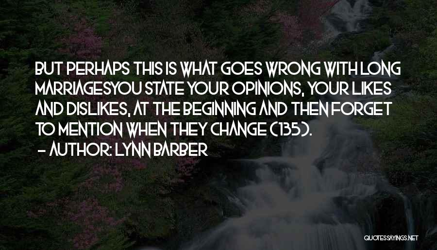 Lynn Barber Quotes 824893