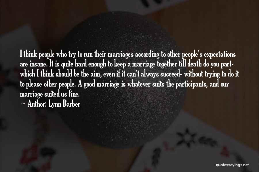 Lynn Barber Quotes 975575