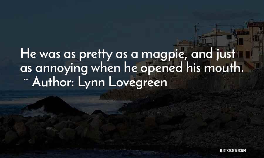 Lynn Lovegreen Quotes 556878