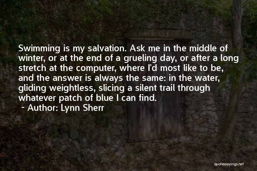 Lynn Sherr Quotes 438205