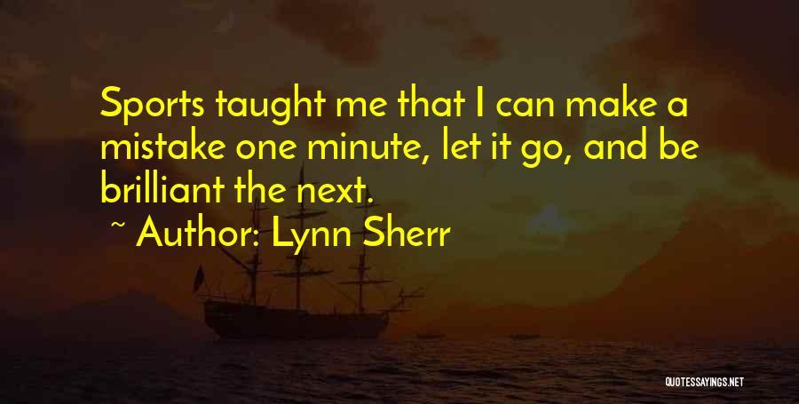 Lynn Sherr Quotes 568544