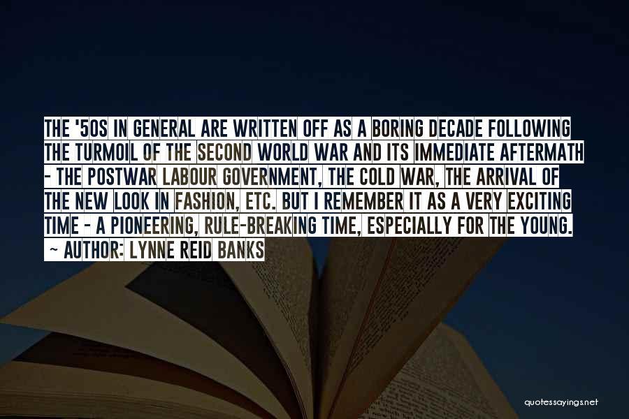 Lynne Reid Banks Quotes 1149753