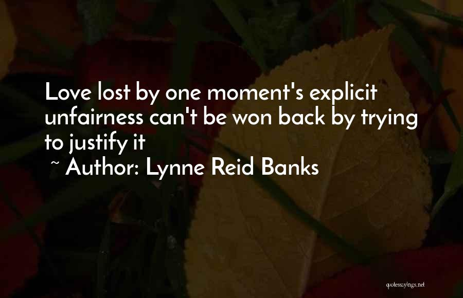 Lynne Reid Banks Quotes 1169743