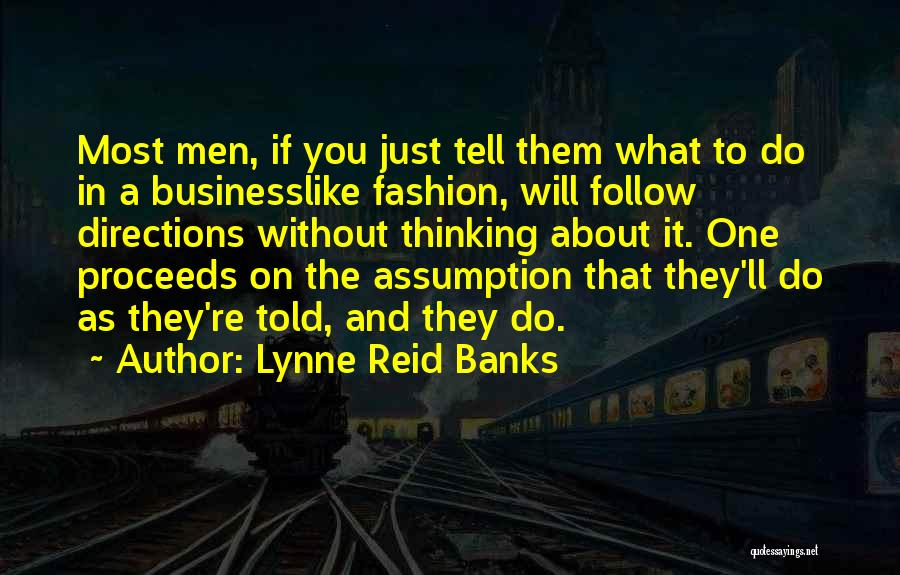 Lynne Reid Banks Quotes 1766018
