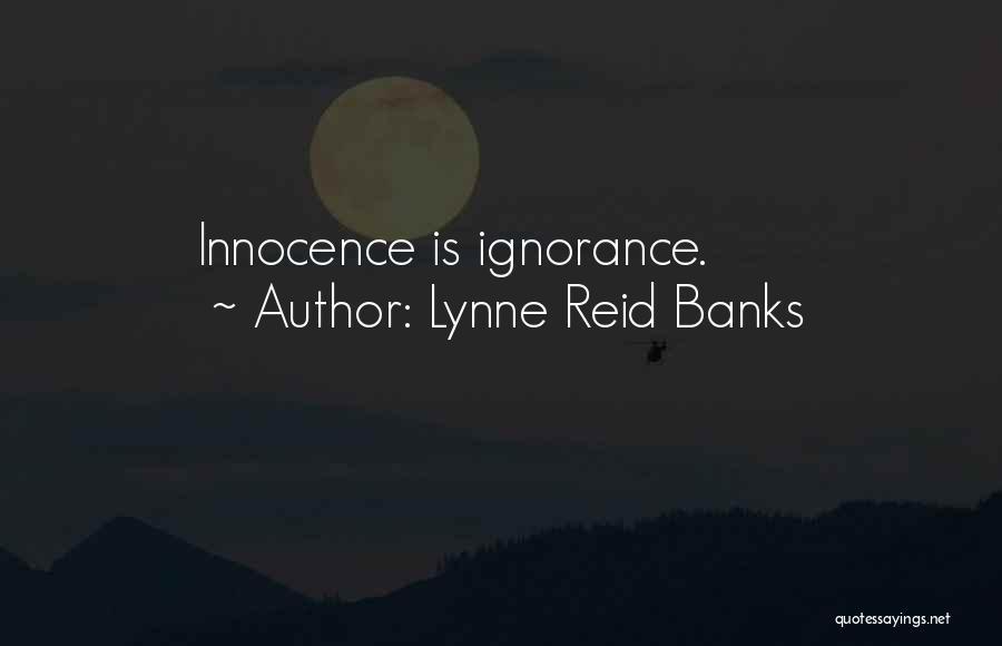 Lynne Reid Banks Quotes 1957369