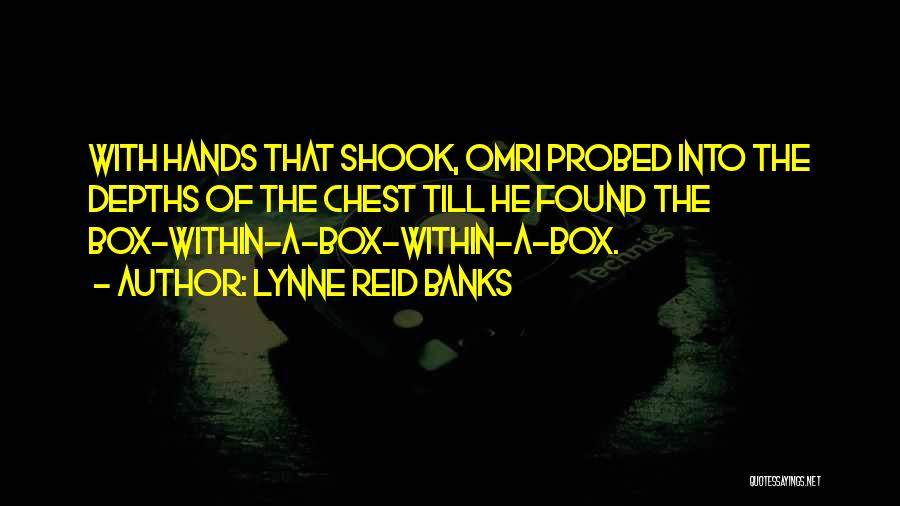 Lynne Reid Banks Quotes 1969162