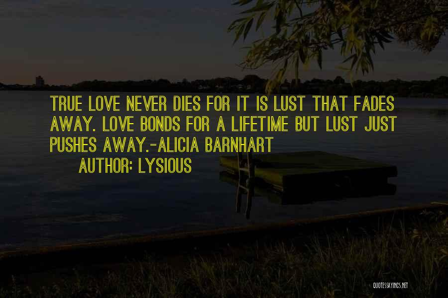 Lysious Quotes 1040267