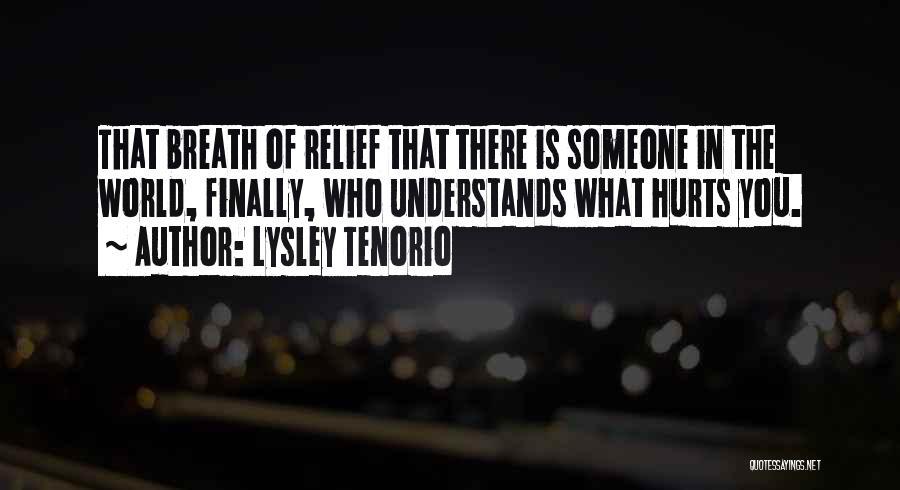 Lysley Tenorio Quotes 380563