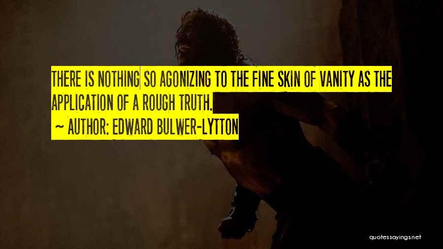 Lytton Quotes By Edward Bulwer-Lytton