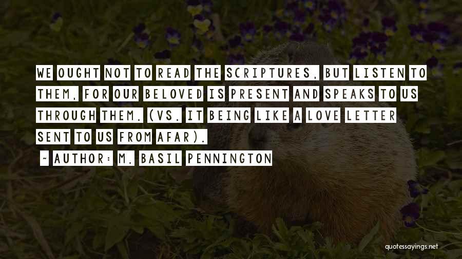 M. Basil Pennington Quotes 1111777