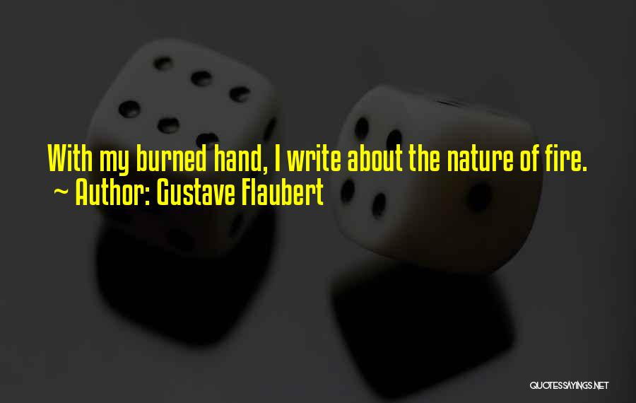 M Gustave Quotes By Gustave Flaubert