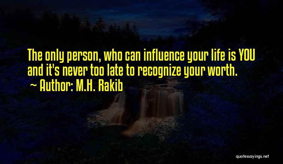 M.H. Rakib Quotes 1054858