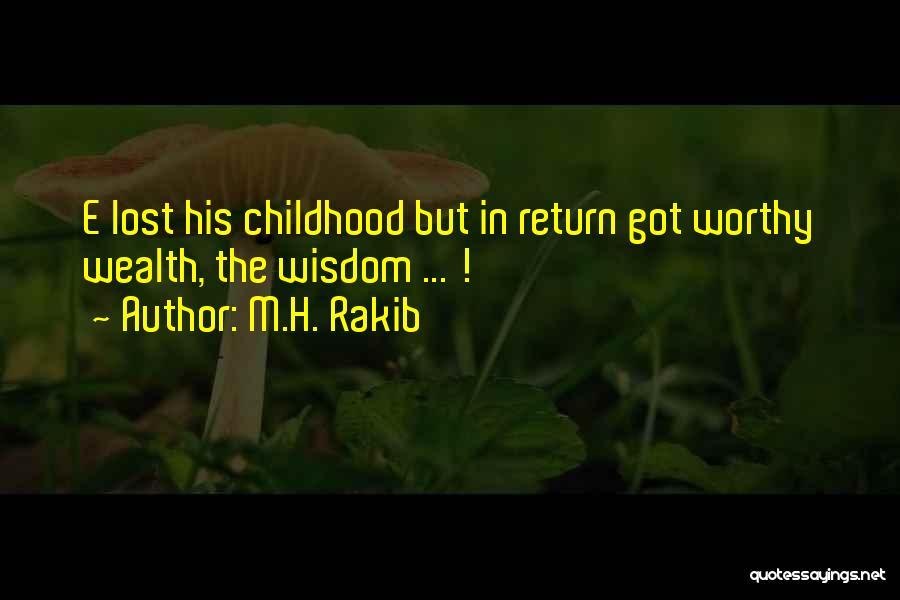 M.H. Rakib Quotes 1099524