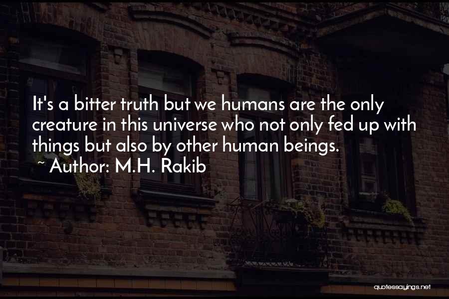 M.H. Rakib Quotes 1126309