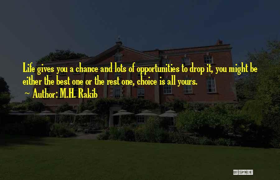 M.H. Rakib Quotes 1235276