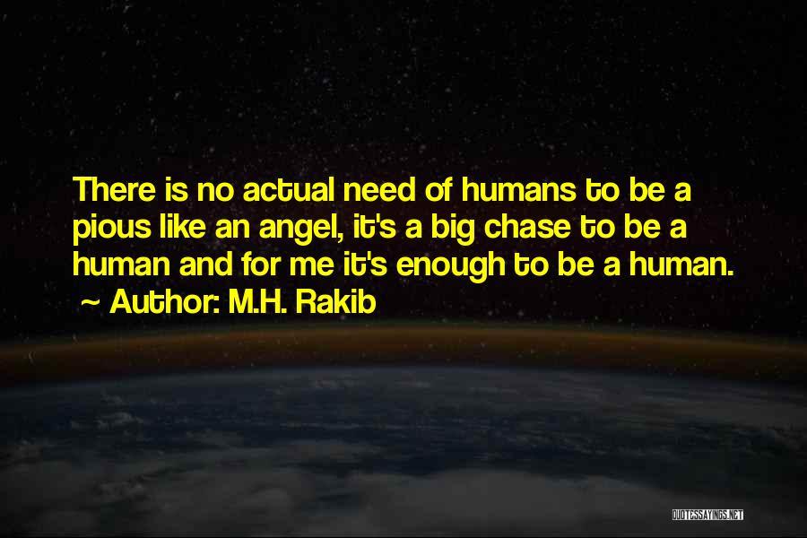 M.H. Rakib Quotes 1604246
