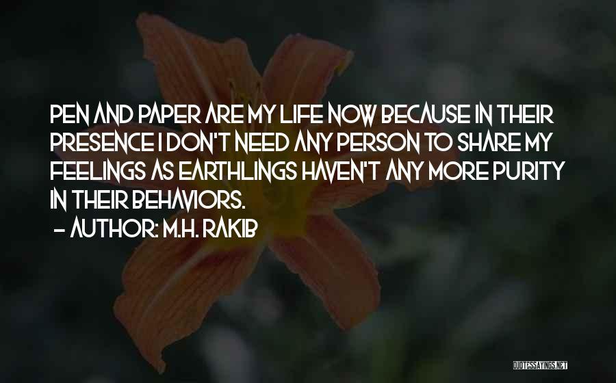 M.H. Rakib Quotes 1670867