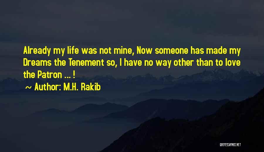M.H. Rakib Quotes 1739130