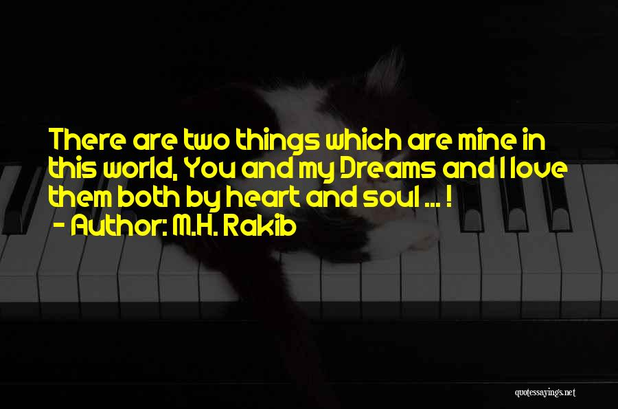 M.H. Rakib Quotes 1829198