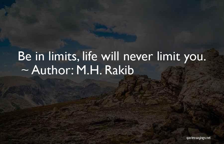 M.H. Rakib Quotes 1907035