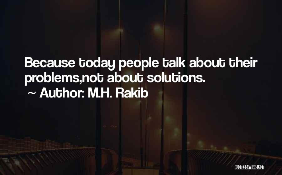 M.H. Rakib Quotes 1915209