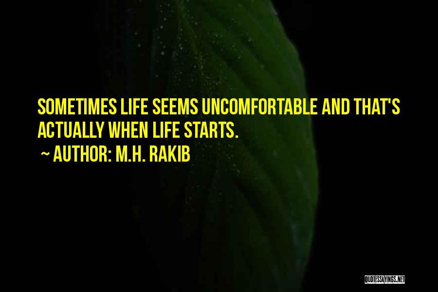 M.H. Rakib Quotes 202312