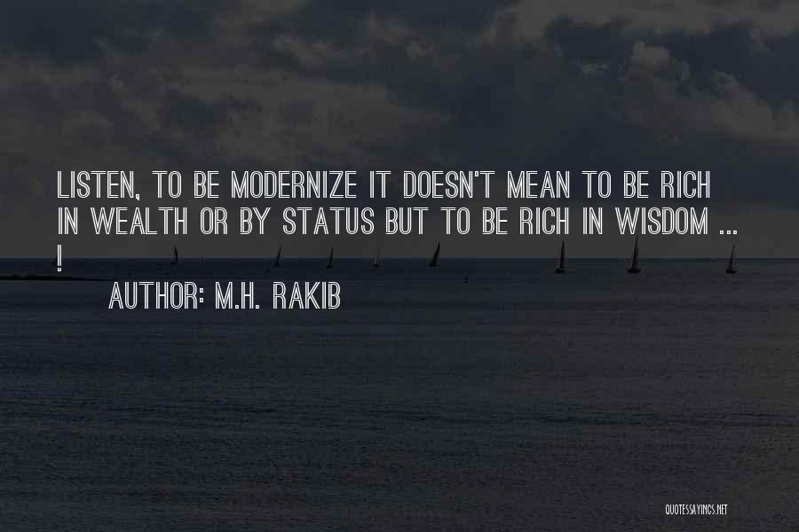 M.H. Rakib Quotes 2046451