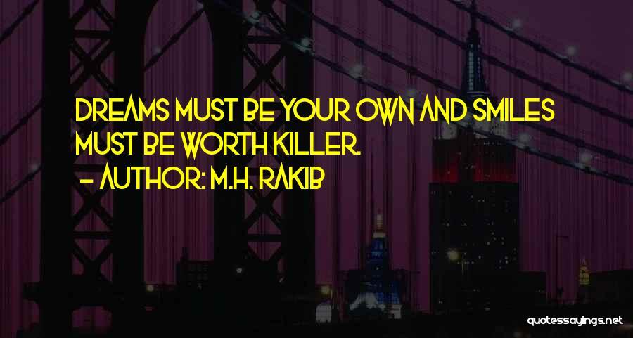 M.H. Rakib Quotes 2104740