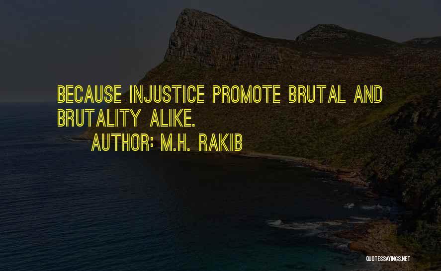 M.H. Rakib Quotes 2222576
