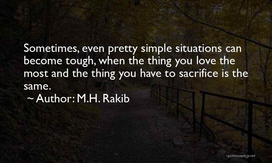 M.H. Rakib Quotes 299295