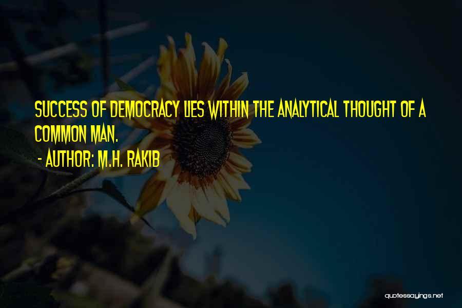 M.H. Rakib Quotes 349612