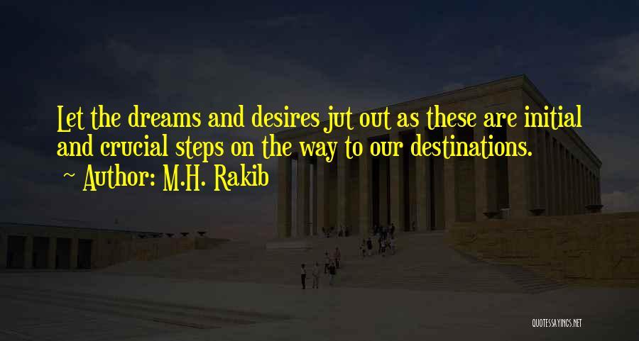 M.H. Rakib Quotes 447706