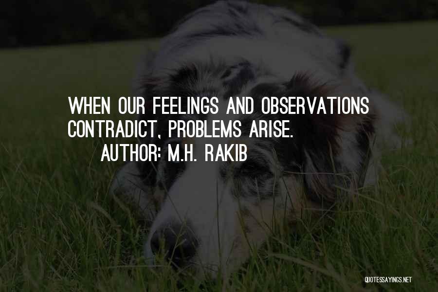 M.H. Rakib Quotes 504447