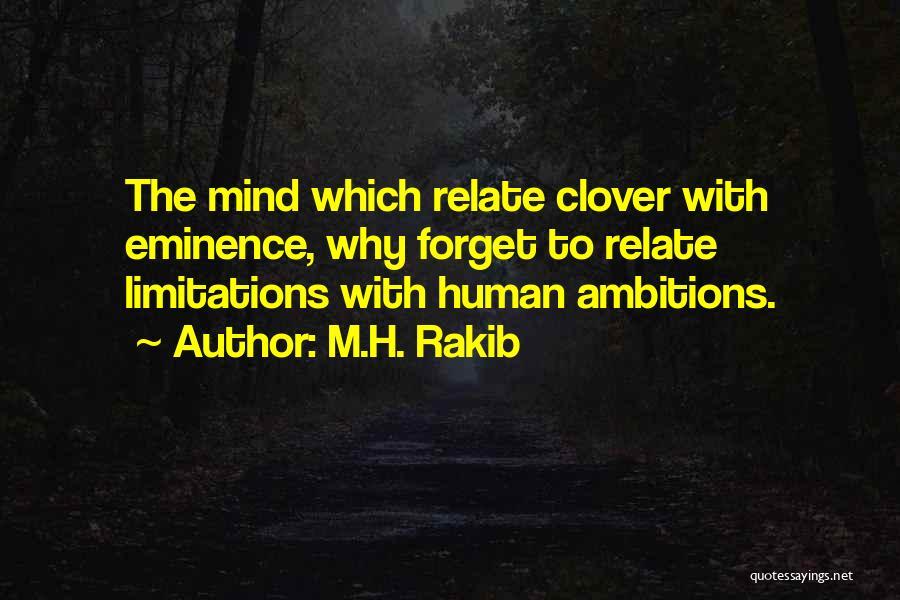 M.H. Rakib Quotes 714422