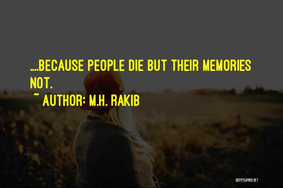 M.H. Rakib Quotes 796886