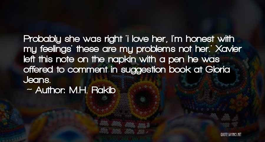 M.H. Rakib Quotes 837945