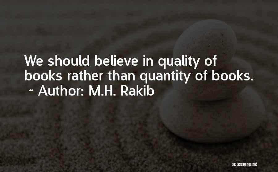M.H. Rakib Quotes 97313